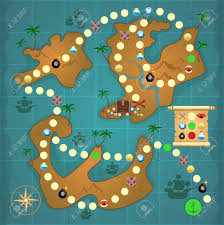 Treasure Map Clipart Treasure Island Map Clipart Collection