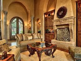 Best Tuscan  Mediterranean Decorating Ideas Images On - Tuscan style family room