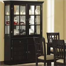 sideboards amusing black china hutch and buffet black china
