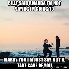 Meme Marriage Proposal - marriage proposal meme generator