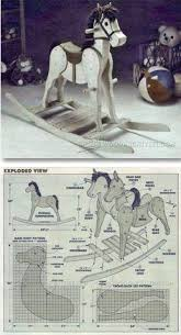 Fine Woodworking Plans Pdf by Wooden Rocking Horse Plans Fine Woodworking Rocking Horse