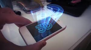 new technology gadgets 2016 200gb microsd cards 3d images and hologram will be soon in your