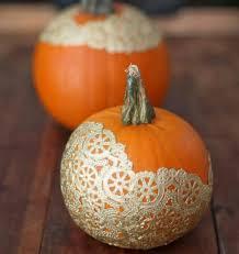 pumpkin decoration 50 no carve pumpkin decorating ideas for fall 2016