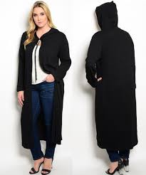 sweater 4x cardigan 5x cardigan black hooded sweater plus size