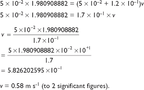 maths for science and technology 5 units significant figures and