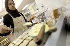 Soup Kitchen Volunteer Nj by N J Islamic Food Bank Prepares Thanksgiving Feast With Halal
