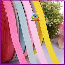 bulk grosgrain ribbon buy bulk polyester grosgrain ribbon and get free shipping on
