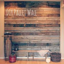 wood wall projects the 32 best images about pallet projects on pallet