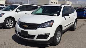 chevrolet traverse ls 2017 chevrolet traverse ls summit white roy nichols motors