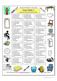 riddles worksheets free worksheets library download and print