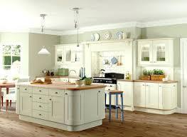 Painting Laminate Floor Kitchen Sage Green Cabinets Teak Wood Tile Granite Backsplash With