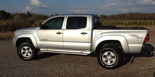 toyota trd package tacoma for sale 2005 tacoma sr5 v6 trd road package loaded crew dvd