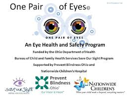 Can Color Blindness Be Prevented Funded By The Ohio Department Of Health Bureau Of Child And Family