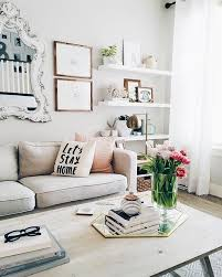 Best  Feminine Apartment Ideas On Pinterest Feminine Bedroom - Apartment living room decorating ideas pictures