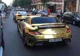 ferrari gold kuwait supercars mercedes benz sls amg black series u0026 ferrari 458