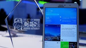 best android tablet 2014 best of ces awards