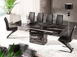 black marble dining table set attractive tables cool rustic dining table marble top in black