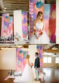 wedding backdrop altar 15 non floral altar decoration ideas for your wedding