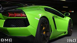 Green Lamborghini Aventador - dmc introduces lamborghini aventador dieci won u0027t sell it