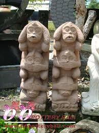 concrete garden statues cs 0028 66 pottery bali