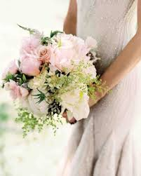 wedding flowers pink pretty in pink wedding bouquet ideas martha stewart weddings