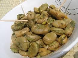 cuisiner feves fèves à la marocaine chez requia cuisine et confidences