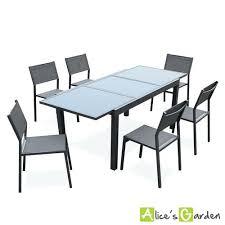 chaise et table de jardin pas cher table de jardin et chaise pas cher salon de jardin pour balcon