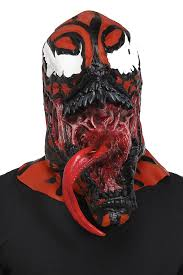Carnage Halloween Costume Funny Mask Topic Carnage Superherohype Forums