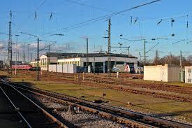 Basel Bad Bf Portrait Vom Db Fernverkehr Wagenwerk In Basel Bad Bf Als Die 101