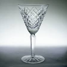 kitchen galway irish crystal wine glasses waterford crystal