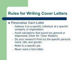 cover letter for specific job sample sales cover letter mediabuzz