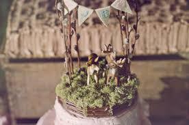 woodland cake toppers bohemian woodland wedding julie bo woodland wedding wedding