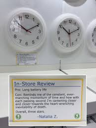 guy masterfully trolls ikea by posting fake reviews all over the store