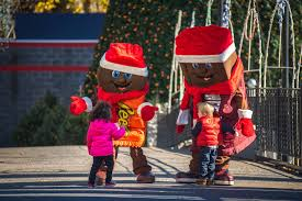 holiday fun comes to hershey christmas candylane at hersheypark