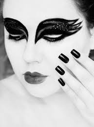 Halloween Black And White Makeup by The Black Pearl Blog Uk Beauty Fashion And Lifestyle Blog