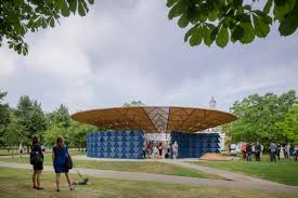 serpentine pavilion 2017 designed by francis kéré nicky u0027s world