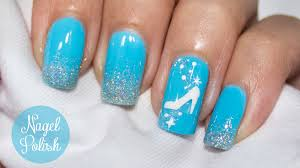disney themed nail designs