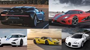 fastest car in the world top 5 fastest cars in the world glocar blogs