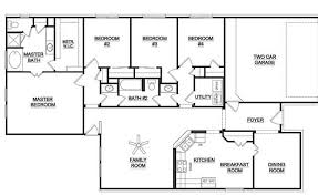 4 Bdrm House Plans One Story 5 Bedroom House Plans Good 11 The First Is More Than