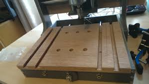 Wood Cnc Machine Uk by Table Setup Autoleveller