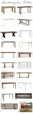 Best  Dining Table Design Ideas On Pinterest Mesas Dining - Kitchen table styles
