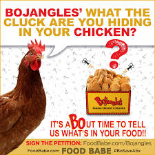 what are bojangles ingredients let me warn you