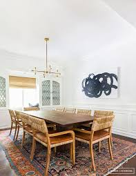 Eclectic Dining Room Chairs 15 Eclectic Dining Rooms The Fox U0026 She Chicago Fashion Blog