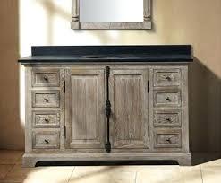 Oak Bathroom Vanity Unit Solid Wood Vanity Bathroom Solid Oak Bathroom Vanity Units