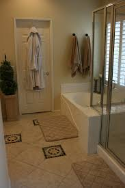 pictures of small bathroom remodels with romantic wainscoting