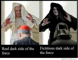 Emperor Palpatine Meme - real dark side of the force weknowmemes