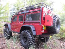 jeep nukizer axial traxxas trx4 replica full size rear bumper scalerfab