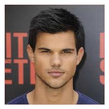 mens long length hairstyles together with taylor lautner hair