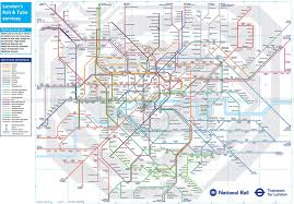 Madrid Metro Map by Metro Maps Interior Decorative Panels Textures