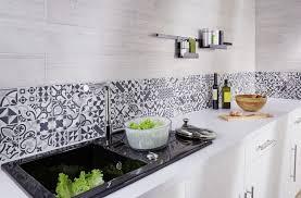 cr馘ence cuisine carreaux de ciment chambre crédence cuisine carreaux de ciment credence cuisine
